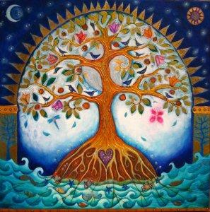 Yoga/Autumn Equinox 2018